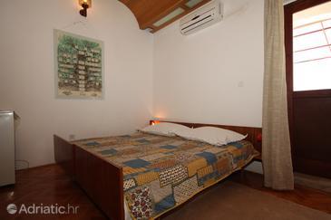 Baška Voda, Living room u smještaju tipa apartment, dostupna klima, dopusteni kucni ljubimci i WIFI.