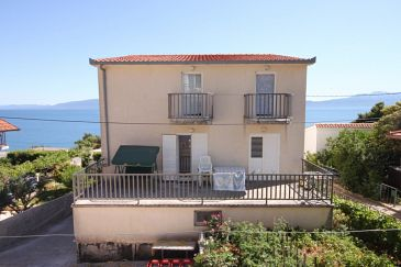 Property Podaca (Makarska) - Accommodation 6752 - Apartments near sea with pebble beach.