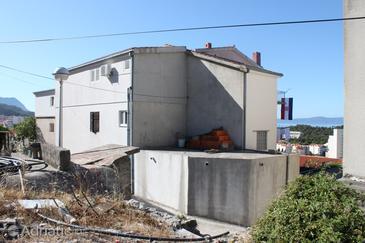 Property Makarska (Makarska) - Accommodation 6753 - Apartments with pebble beach.