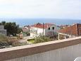 Kožino, Terrace - view u smještaju tipa apartment, WIFI.