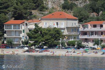 Property Podgora (Makarska) - Accommodation 6782 - Apartments near sea with pebble beach.