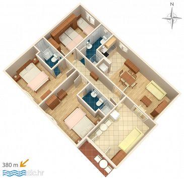 Apartment A-6784-b - Apartments Makarska (Makarska) - 6784