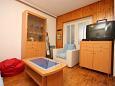 Living room - Apartment A-6784-b - Apartments Makarska (Makarska) - 6784