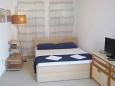 Bedroom - Studio flat AS-6796-b - Apartments Igrane (Makarska) - 6796