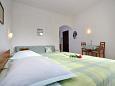Gornji Tučepi - Podpeć, Bedroom 3 u smještaju tipa house, dopusteni kucni ljubimci i WIFI.