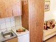Kitchen - Apartment A-6817-b - Apartments Tučepi (Makarska) - 6817