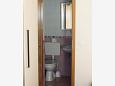 Baška Voda, Bathroom u smještaju tipa studio-apartment, WIFI.
