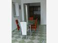 Dining room - Apartment A-6828-a - Apartments and Rooms Brela (Makarska) - 6828