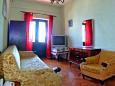 Living room - House K-6835 - Vacation Rentals Drašnice (Makarska) - 6835