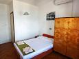 Bedroom 1 - House K-6835 - Vacation Rentals Drašnice (Makarska) - 6835
