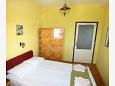 Bedroom 3 - House K-6835 - Vacation Rentals Drašnice (Makarska) - 6835