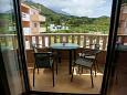 Balcony - Apartment A-6849-c - Apartments Promajna (Makarska) - 6849