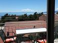 Balcony - Apartment A-6850-a - Apartments Makarska (Makarska) - 6850
