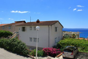 Property Makarska (Makarska) - Accommodation 6858 - Apartments with pebble beach.