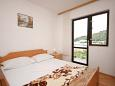 Bedroom - Studio flat AS-6874-a - Apartments Podaca (Makarska) - 6874
