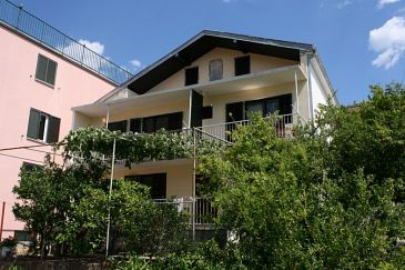 Property Podaca (Makarska) - Accommodation 6874 - Apartments near sea with pebble beach.
