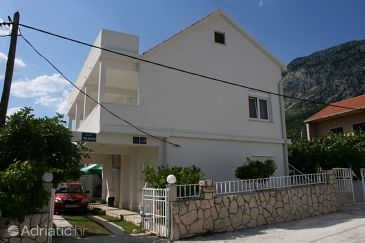 Podaca, Makarska, Property 6875 - Apartments blizu mora with pebble beach.