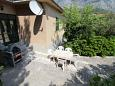 Courtyard Makarska (Makarska) - Accommodation 6879 - Vacation Rentals with pebble beach.