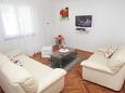 Living room - Apartment A-6888-a - Apartments Slatine (Čiovo) - 6888