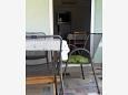 Terrace - Apartment A-689-b - Apartments Ždrelac (Pašman) - 689