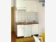 Kitchen - Studio flat AS-6907-c - Apartments Brela (Makarska) - 6907