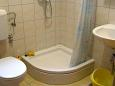 Bathroom - Studio flat AS-6907-c - Apartments Brela (Makarska) - 6907