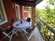 Terrace - Apartment A-6926-a - Apartments Fiorini (Novigrad) - 6926