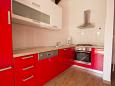 Kitchen - Apartment A-6926-c - Apartments Fiorini (Novigrad) - 6926