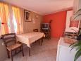 Dining room - Studio flat AS-6926-c - Apartments Fiorini (Novigrad) - 6926
