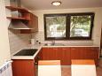 Vrsar, Kitchen u smještaju tipa apartment, dopusteni kucni ljubimci i WIFI.