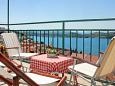 Shared terrace - Apartment A-6968-a - Apartments Šibenik (Šibenik) - 6968