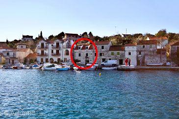 Property Drvenik Veliki (Drvenik) - Accommodation 6970 - Vacation Rentals near sea.