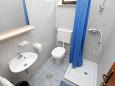 Bathroom - Room S-6980-a - Apartments and Rooms Vabriga (Poreč) - 6980