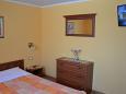 Bedroom 1 - House K-7005 - Vacation Rentals Milinki (Središnja Istra) - 7005
