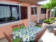 Terrace - House K-7005 - Vacation Rentals Milinki (Središnja Istra) - 7005
