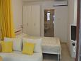Bedroom - Studio flat AS-7053-a - Apartments and Rooms Novigrad (Novigrad) - 7053