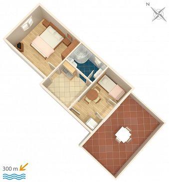 Apartment A-7059-b - Apartments Zambratija (Umag) - 7059
