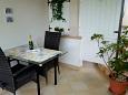 Terrace - Studio flat AS-706-a - Apartments Postira (Brač) - 706