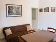 Umag, Dining room u smještaju tipa apartment, dostupna klima.
