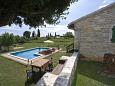 Courtyard Sveti Petar u Šumi (Središnja Istra) - Accommodation 7092 - Vacation Rentals in Croatia.