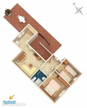 Apartament A-7109-a - Apartamenty Umag (Umag) - 7109