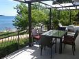 Terrace 1 - Apartment A-7118-a - Apartments Novigrad (Novigrad) - 7118
