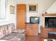 Novigrad, Living room u smještaju tipa apartment, WIFI.
