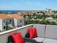 Terrace - view - Apartment A-7129-d - Apartments Vrsar (Poreč) - 7129