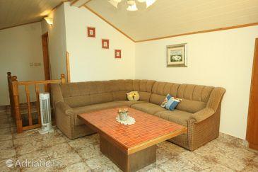 Pula, Living room u smještaju tipa studio-apartment, WIFI.