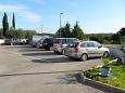 Parking lot Rovinj (Rovinj) - Accommodation 7146 - Apartments with pebble beach.