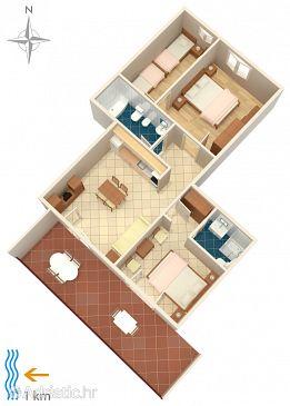 Apartment A-7152-a - Apartments Rovinj (Rovinj) - 7152