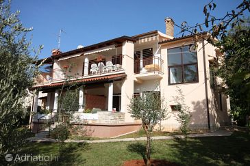 Property Kukci (Poreč) - Accommodation 7166 - Apartments in Croatia.
