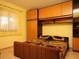 Crveni Vrh, Ložnice 2 u smještaju tipa apartment.