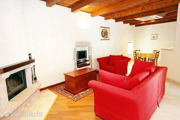 House K-7196 - Vacation Rentals Gračišće (Središnja Istra) - 7196